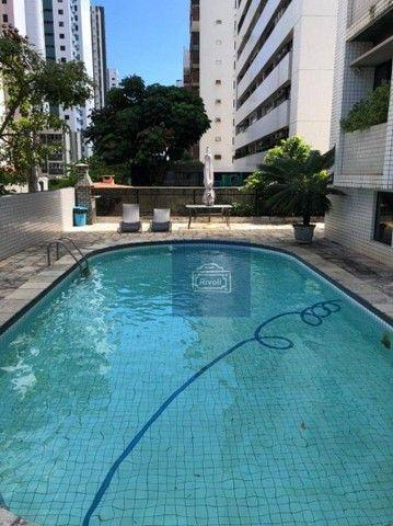 Apartamento com 2 dormitórios para alugar, 152 m² por R$ 660.000,00/mês - Boa Viagem - Rec - Foto 2