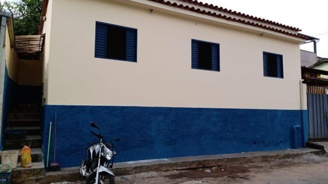 Casa para alugar com 2 dormitórios em Estrela do sul, Mariana cod:5139