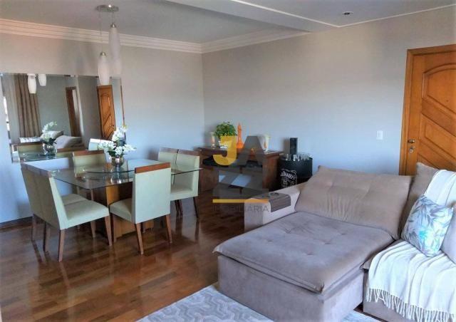 Apartamento completo com 3 dormitórios à venda no condomínio Castro Alves, 140 m² por R$ 9 - Foto 2