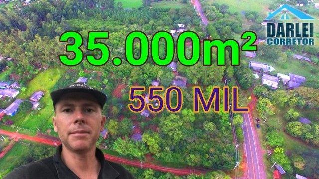 Sítio 35 000m² em Gravataí, Vendo em Chácaras 3200m². 550 Mil Peça o Vídeo