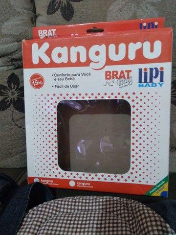 Kanguru novo ate 15kg - Foto 2