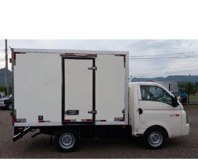 adquira seu novo caminhão hr baú frio  2012 sem consultar score - Foto 2