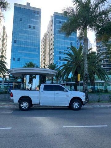 Dodge Ram interior Caramelo bege linda  - Foto 3