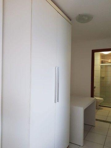 Quarto e sala na Jatiúca Porteira fechada - Foto 5