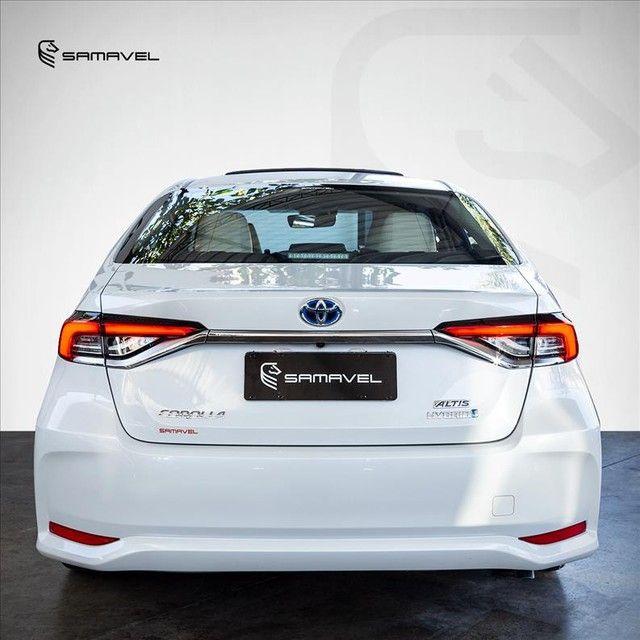 Toyota Corolla 1.8 Vvt-i Hybrid Altis - Foto 4