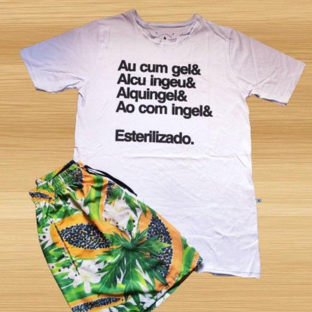 Camisetas na Promo - Foto 2
