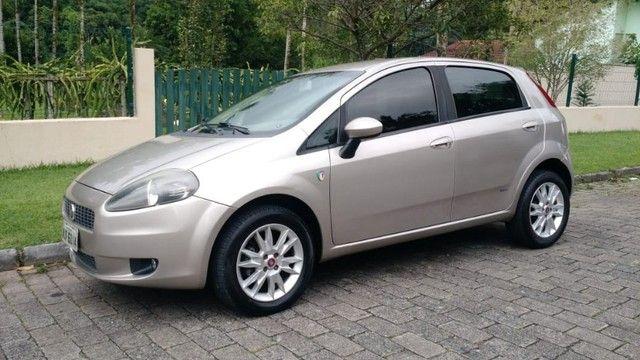 Fiat Punto Attractive 1.4 2012 - Foto 2