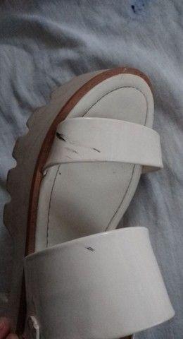Sandália moleca - Foto 3