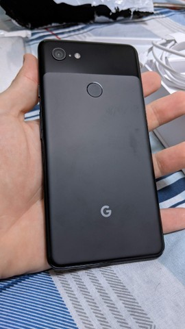 Google pixel 3xl google pixel 3 xl 64gb 64 gb just black perfeito - Foto 2