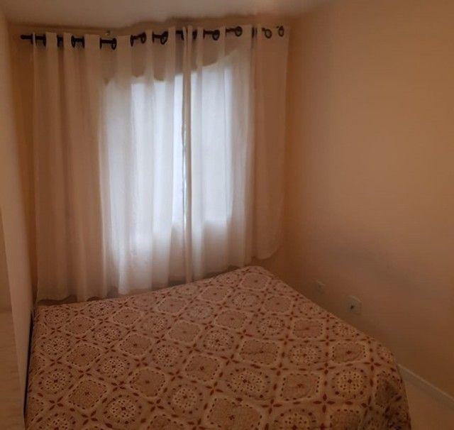 Apartamento com 3 quartos semi mobiliado_no_Fazendinha  - Foto 12