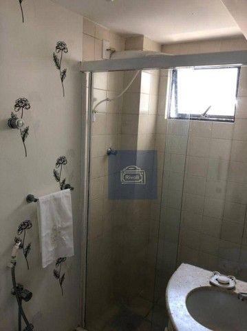 Apartamento com 2 dormitórios para alugar, 152 m² por R$ 660.000,00/mês - Boa Viagem - Rec - Foto 17