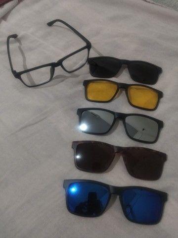 Óculos 6x1 ótima qualidade