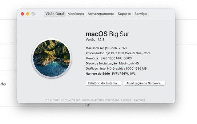 MacBook Air 2017 (256 SSD) - Foto 4