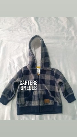 Jaqueta bebê 6 meses Carter's