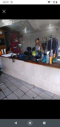 Espelho e prateleiras para salão - Foto 3