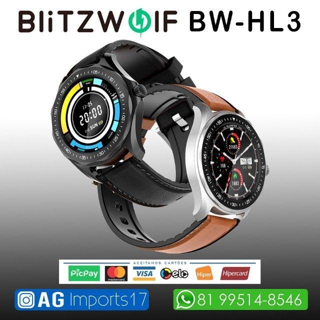 Blitzwolf BW-HL3 - Smartwatch Versão Global