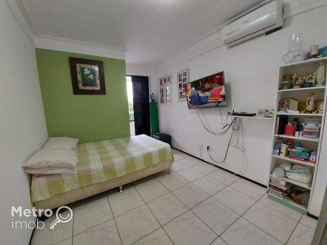 Apartamento com 3 quartos à venda, 121 m² por R$ 660.000 - Ponta do Farol - São Luís/MA - Foto 12