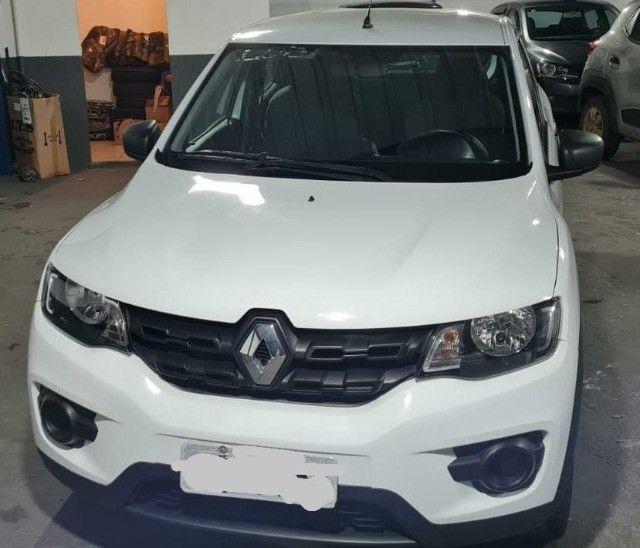 Vendo Renault kwid zen 1.0 3cc 12v 2020