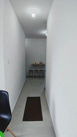 Apartamento 02 quartos, porteira fechada , 100 metros do Mar do Bessa. - Foto 7