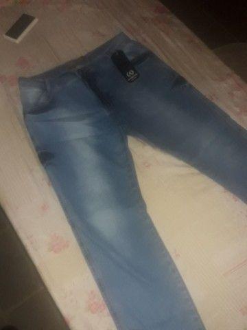Calça jeans masculina - Foto 3