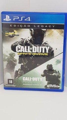 Call of Duty - Infinite Warfare + Modern Warfare Remastered (PS4)