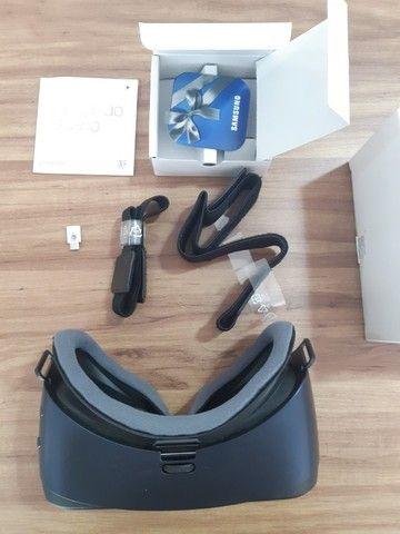 Samsung Gear VR Óculos 3D Original Preto SM-R323  - Foto 4