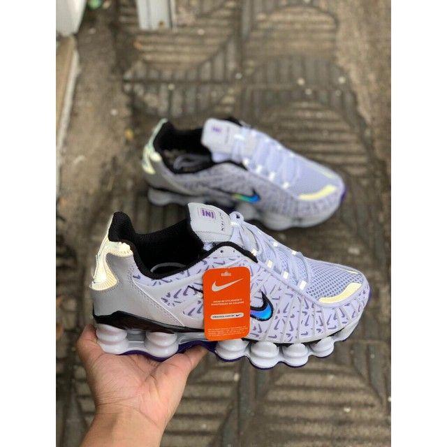 Nike shox tl 12 mola importado Vietnã  - Foto 3