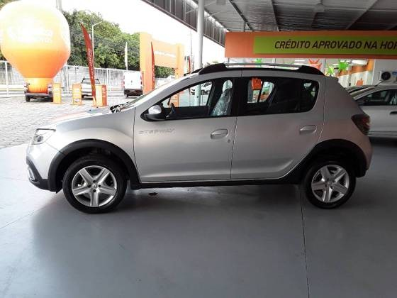 SANDERO 2019/2020 1.6 16V SCE FLEX STEPWAY ZEN MANUAL - Foto 8