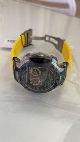 Tissot T-Race Amarelo Original  - Foto 3