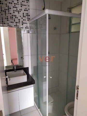 Apartamento com 2 dormitórios para alugar, 47 m² por R$ 900,00/mês - Maraponga - Fortaleza - Foto 20