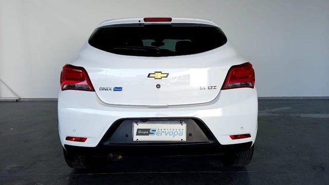 Chevrolet ONIX 1.4 MPFI LTZ 8V FLEX 4P MEC - Foto 5