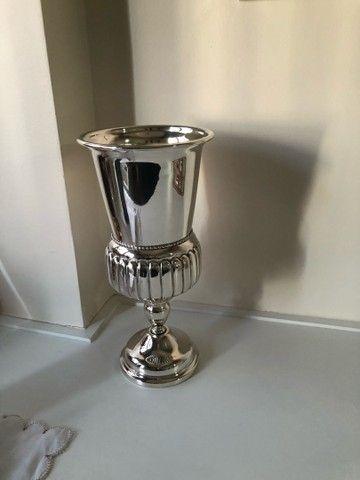 Vaso de prata