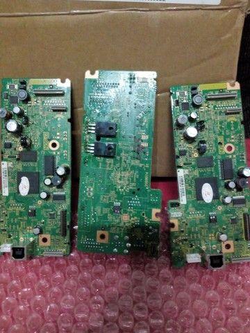 Placa lógica da impressora Epson L355 L365 ZAP - Foto 3