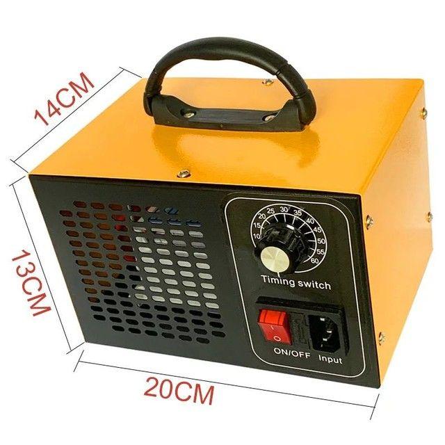 Gerador De Ozonio Oxi-sanitizador 48g/h 220v Ambientes e automotiva - Foto 2