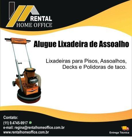 LIXADEIRA DE TACOS E ASSOALHOS E DECKS LOCAÇÃO - Foto 2