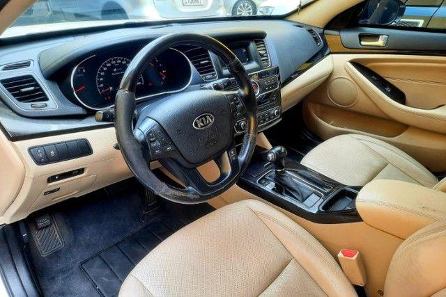 Kia Cadenza EX 3.5 V6 2014 Blindado  - Foto 6
