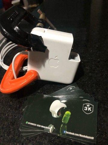 Novo Carregador para MacBook Pro Air Retina 45w 60w 85w ou USB C iMac Mac  - Foto 5