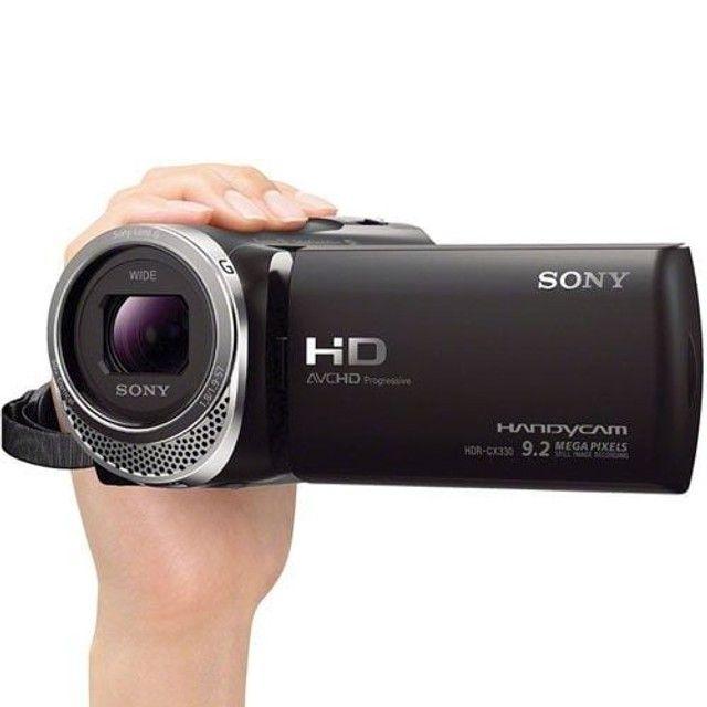 Aluguel de filmadoras sony handycam. para particular ou eventos.