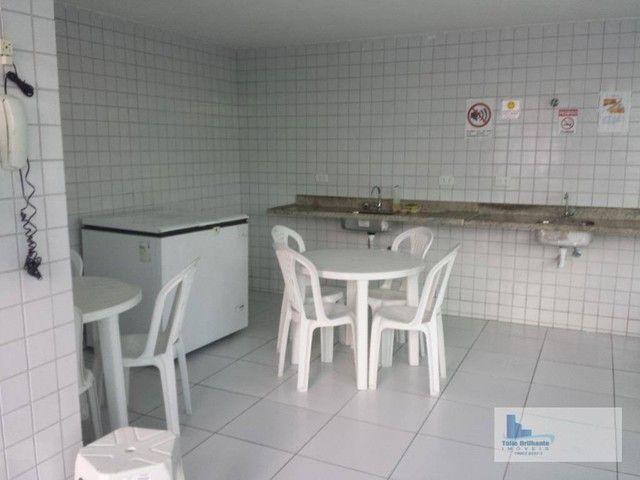 Apartamento com 3 dormitórios à venda, 65 m² por R$ 350.000,00 - Imbiribeira - Recife/PE - Foto 17