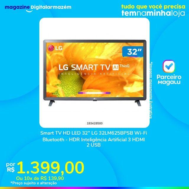"Smart TV HD led de 32"""