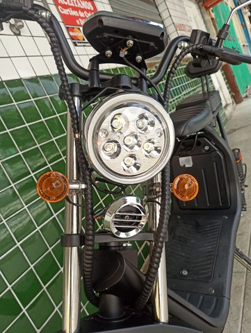 Scooter elétrica 2000w Semi Nova  - Foto 3