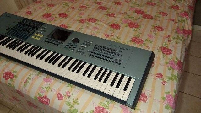 Teclado Yamaha Motif XS 7  - Foto 2