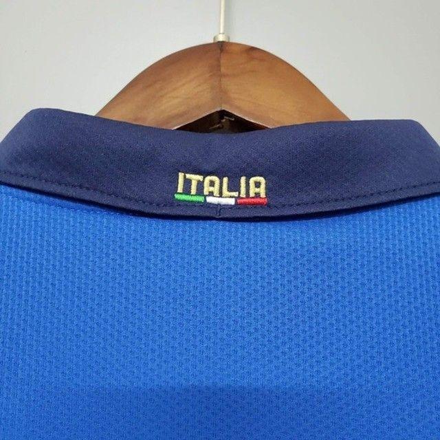 Camisa Itália I Home 2020/21    - Foto 3