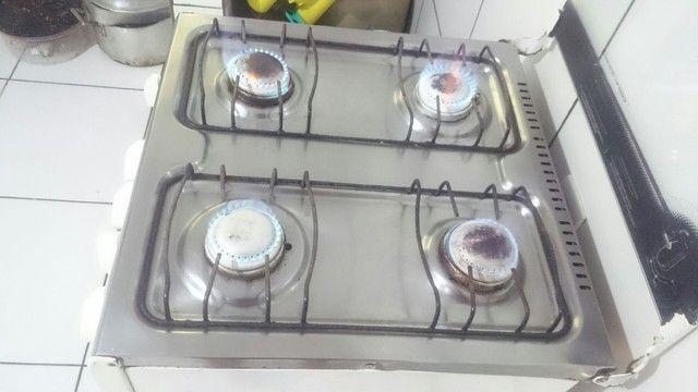 Vendo fogão funcionando tudo  - Foto 4