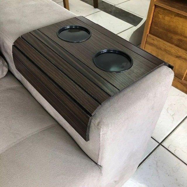 Par esteira para braço de sofá - Foto 2