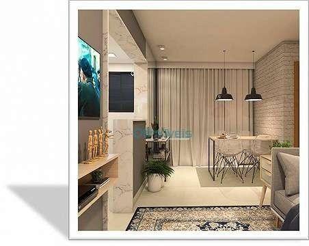 Vendo lindo apartamento no Eco Village Parque da Fonte - Foto 12