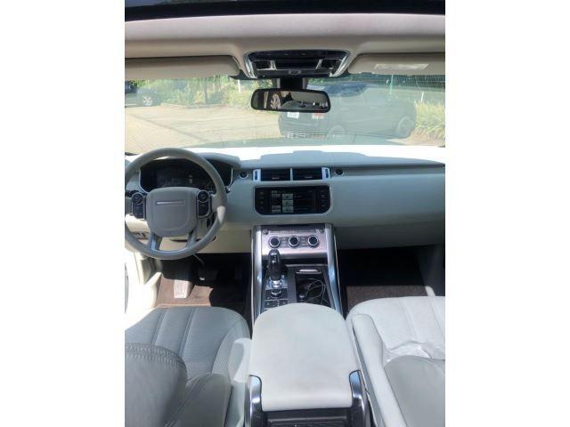 LAND ROVER RANGE ROVER SPORT 3.0 HSE 4X4 V6 24V GASOLINA 4P AUTOMÁTICO - Foto 5