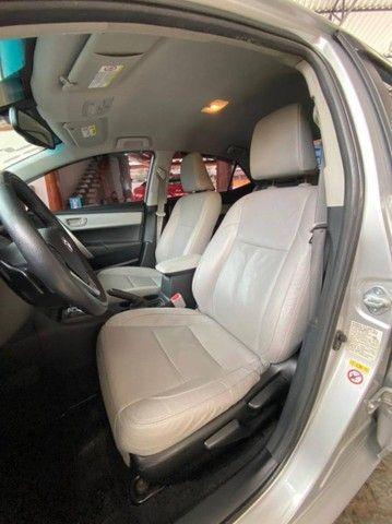 Toyota- Corolla 2.0 XEI 2015 + IPVA 2021 pago. - Foto 8