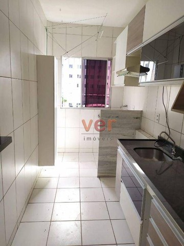 Apartamento com 2 dormitórios para alugar, 47 m² por R$ 900,00/mês - Maraponga - Fortaleza - Foto 10