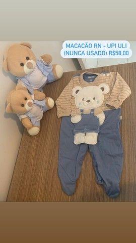 Roupinhas de bebê menino RN e P
